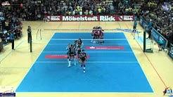 Volleyball 1. Bundesliga Frauen Finale 3:2 Schweriner SC vs. Dresdner SC