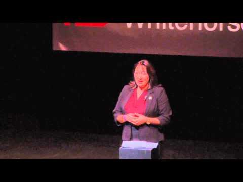 Reinventing self government under modern treaties: Chief Mathieya Alatini at TEDxWhitehorse