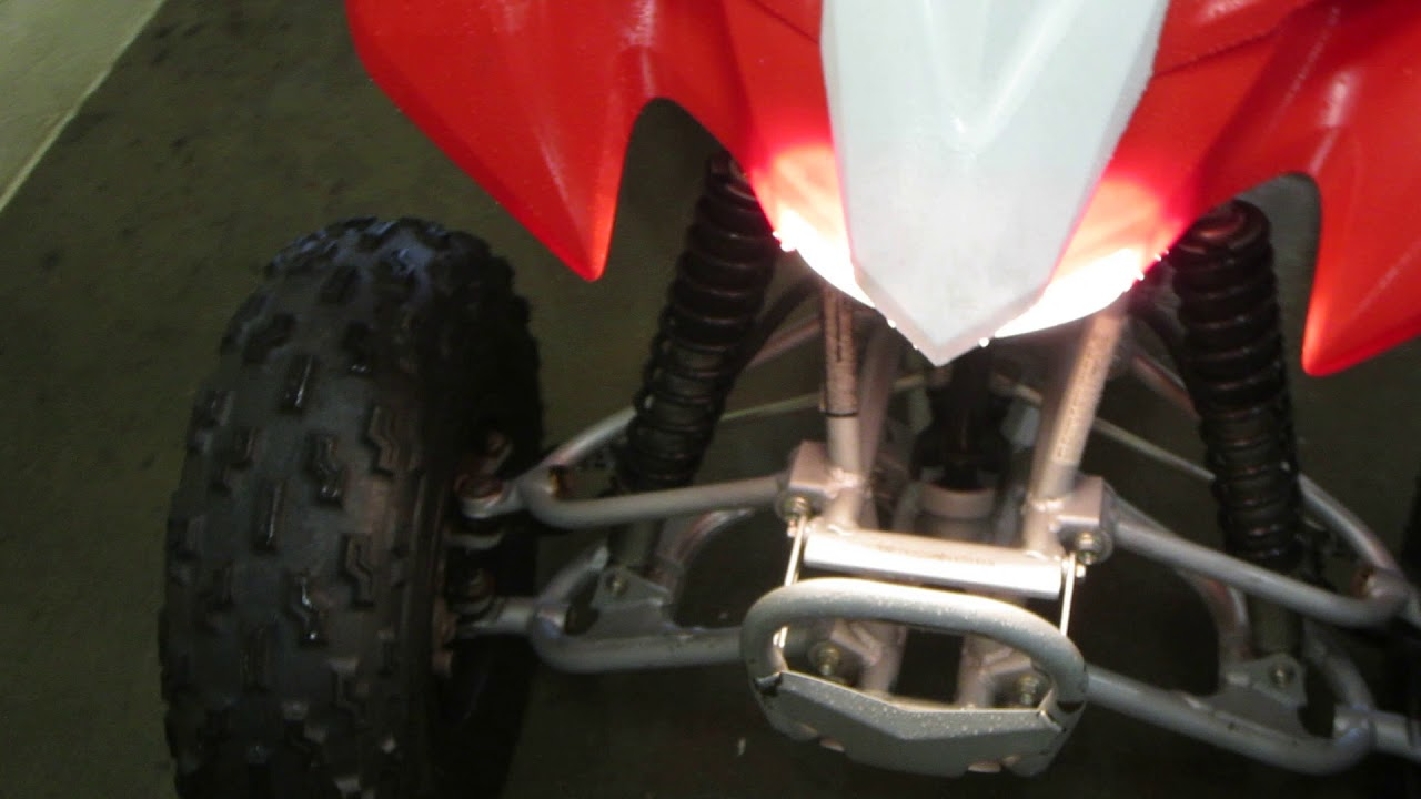 2013 Honda 400ex 116 Youtube Wiring Harness