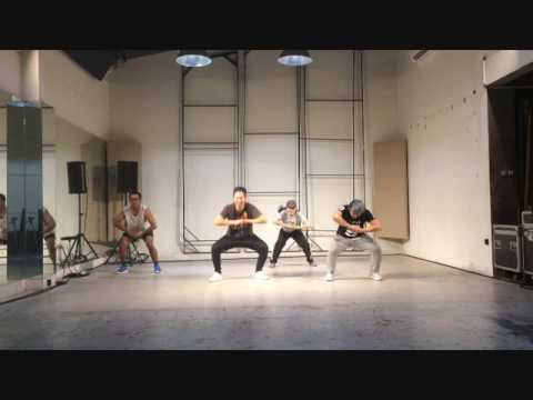 Another Sad Love Song - Khalid - Dance Cover By Sandy Oey Saturdance_ID