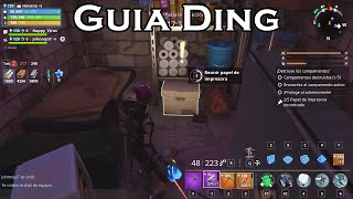 Guide Ding - Fortnite Save The World