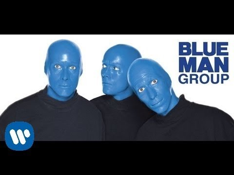 blue man group the current