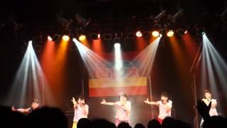 2015年3月22日に行われたミルクスショー1周年記念ライブでのラスト1曲...