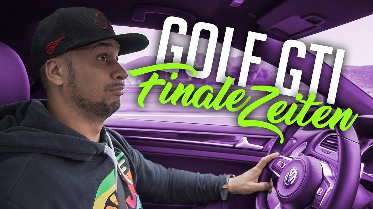 jp performance golf 7 gti finale zeiten youtube. Black Bedroom Furniture Sets. Home Design Ideas