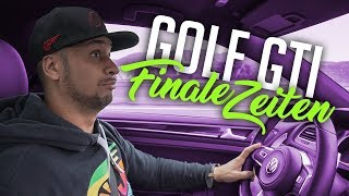JP Performance - Golf 7 GTI | Finale Zeiten