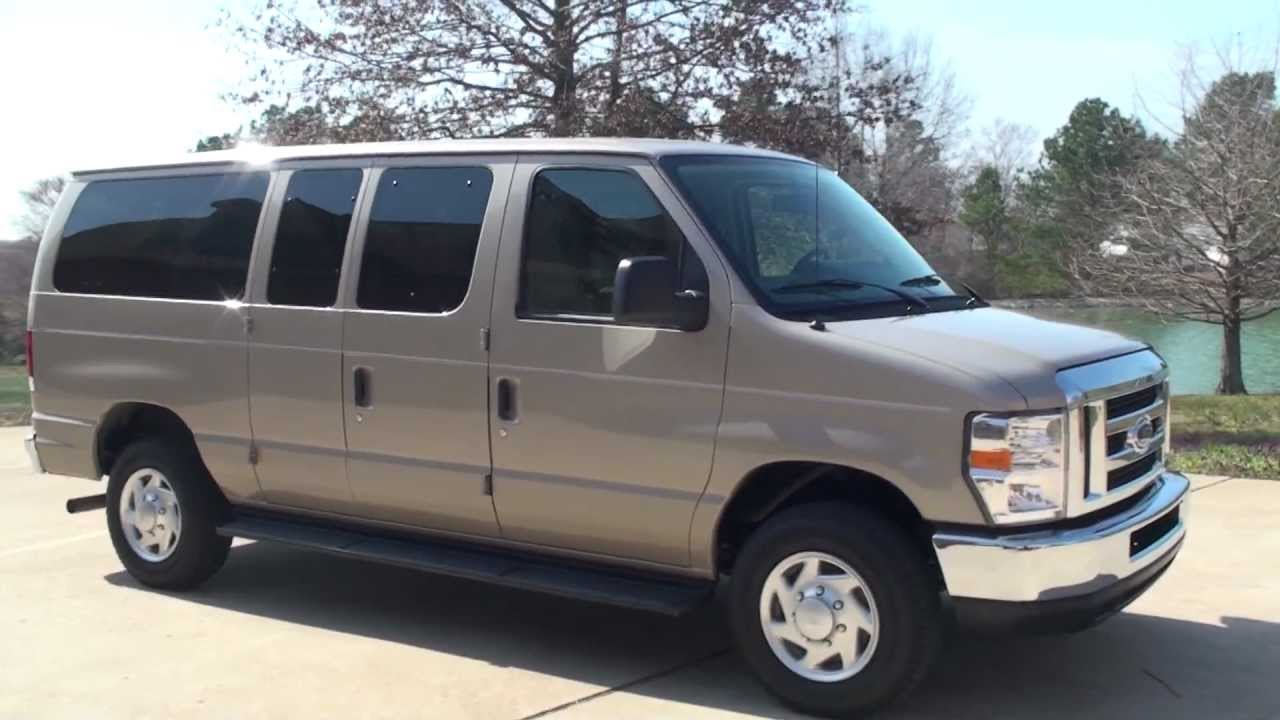 Hd video 2012 ford e350 12 passenger van used for sale see www sunsetmilan com youtube