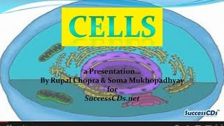 Cells, Cell Structure and Functions - CBSE NCERT Science