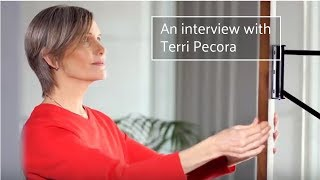 An interview with designer Terri Pecora on the VitrA Plural range
