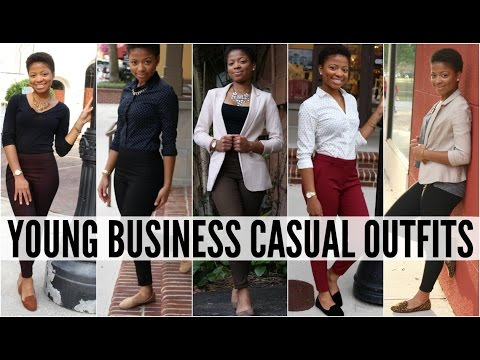 Young Business Casual Outfit Ideas | India Ariel