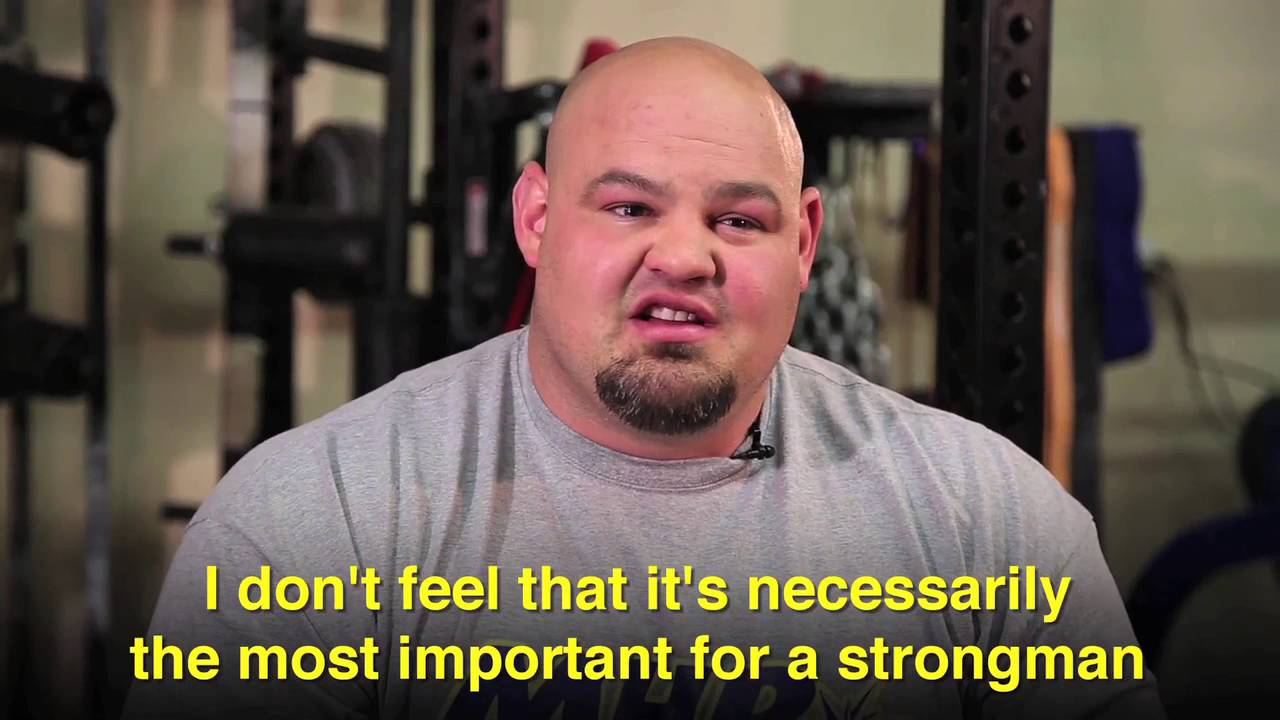 How important is bench press for strongman? Strongman ...
