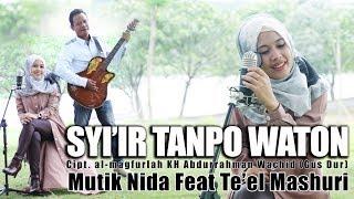 Download lagu SYI IR TANPO WATON AKUSTIK MUTIK NIDA feat TL MASHURI MP3