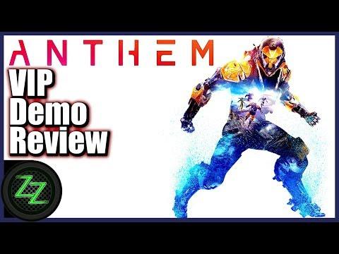 Anthem Deutsch - Demo Review - Typisches Bioware Spiel ? Rollenspiel ?