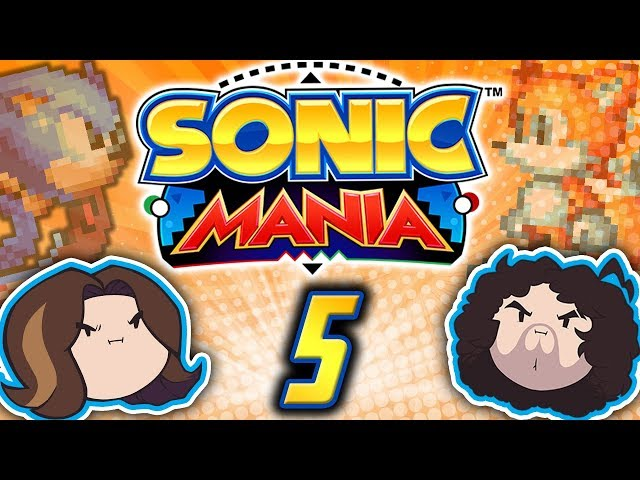 Sonic Mania: Prince v. Weird Al - PART 5 - Game Grumps