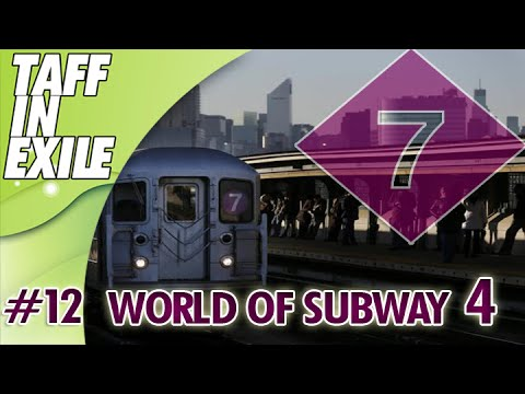 World of Subways 4 - Express run to Times Square!