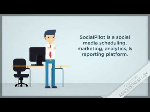 SocialPilot Wiki | Review | Discount | Pricing | Features. http://bit.ly/2Zsw1aV
