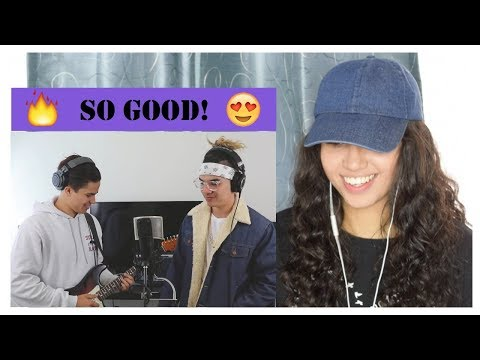 Location by Khalid | Alex Aiono Cover Ft. William Singe | REACTION