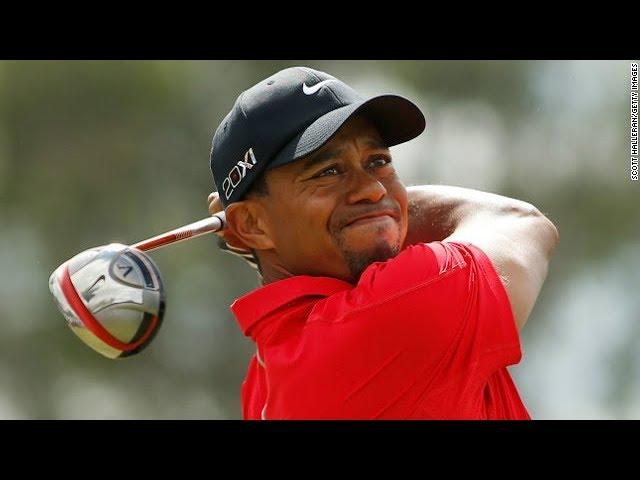何度見ても飽きないシリーズ タイガーウッズ(Tiger Woods)ゴルフスイング集①