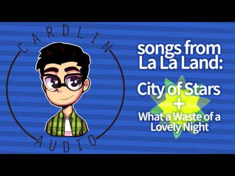Cardaoke - Songs from La La Land [Sing-along] [Karaoke] [I know I can't sing well] [Whistling!]