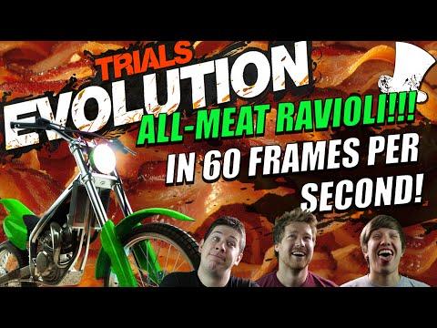 Trials Evolution – All-Meat Ravioli!