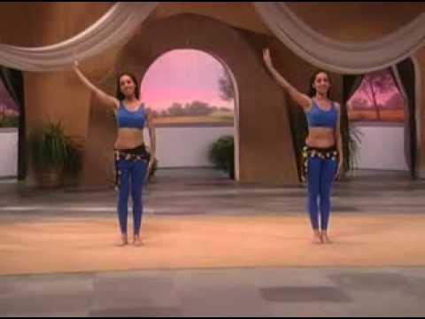 Танец живота - уроки от Вины и Нины Бидаши