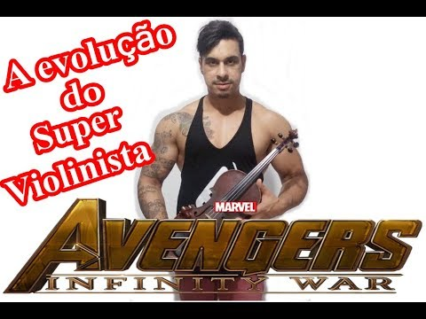 Tema do Filme - Avengers Infinity War by Douglas Mendes Violin Cover