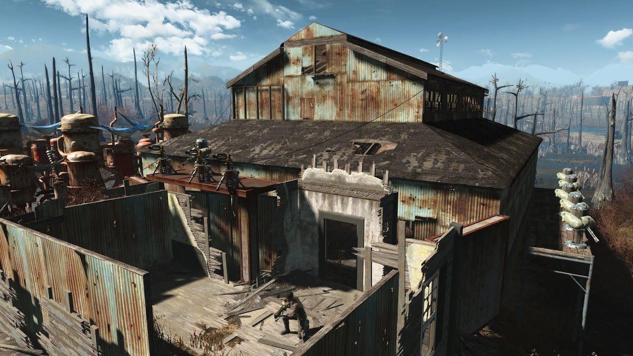 how to build settlement fallout 4