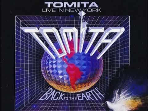 Isao Tomita  1988 Back to the Earth Live in New York Full Album