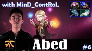 Abed - Invoker MID | with MinD_ContRoL (Phantom Assassin) | Dota 2 Pro MMR Gameplay #6