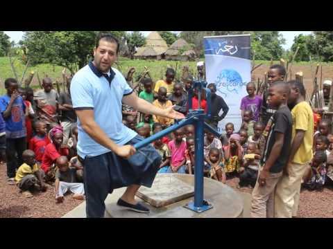 #Aquafrica une #Misericorde pour l'#Afrique