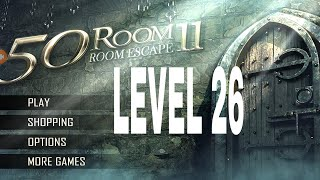 Can You Escape The 100 room 11 level 26 Walkthrough