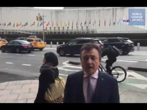Uyghur | Dolkun Isa Barred from Entering UN in New York