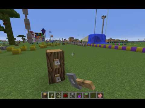 How To Make An Electric Fence In Minecraft