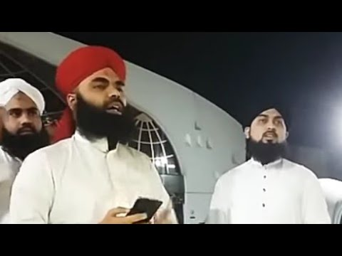 Shahzada e Attar Haji Bilal - Faraz Attari  at Mizar e Data Ali hajvairy