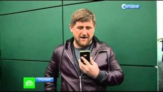 Рамзан Кадыров ведет переговоры с главарем одних из незаконных вооруженных формирований. 03.03.2015