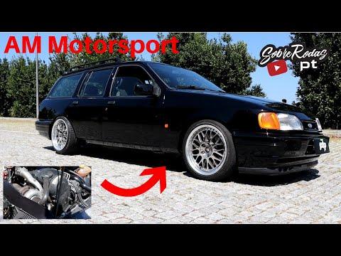 Ford Sierra Com Swap PD By AM Motorsport