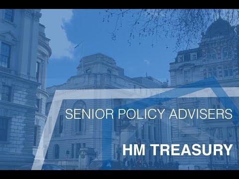 Working at HM Treasury