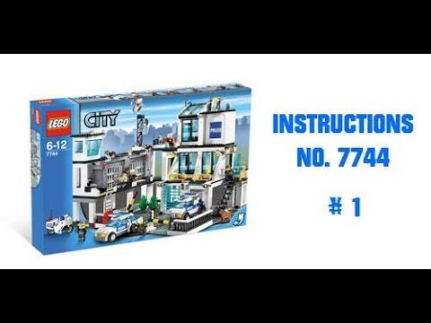 Lego City Instructions No7744 1 Most Popular Videos