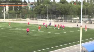 Матч 15 туру між командами ФК Фламінго (Комсомольськ) / Зеніт (Лубни)