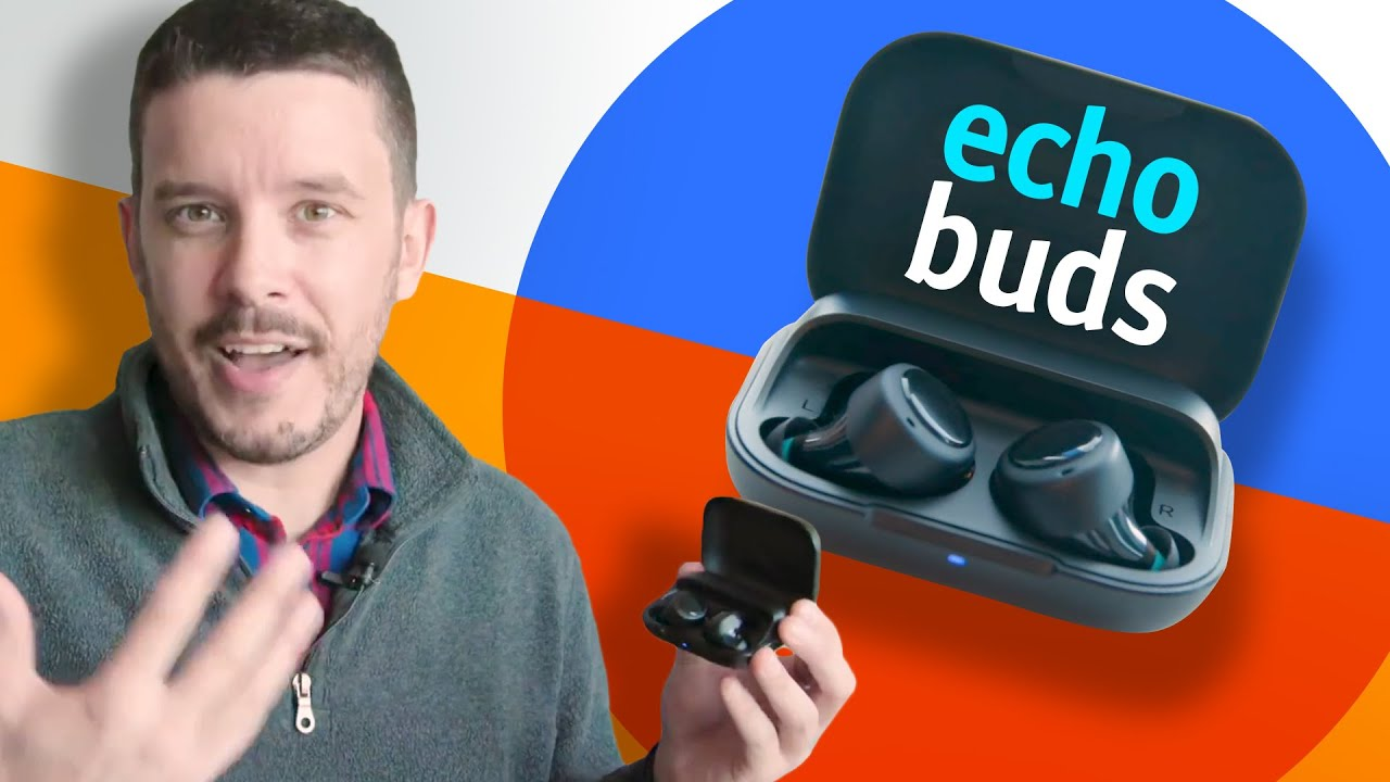 Amazon S Echo Buds Hands On First Impressions Youtube
