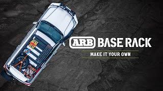 NEW! ARB BASE Rack | Lightweight Low-profile Roof Rack