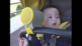 韓國Airtory Stroller l 嬰兒推車或汽車便攜式空氣淨化器