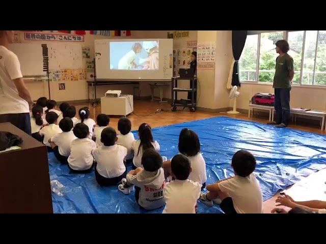 富戸小学校着衣泳教室/伊豆海ダイビングリゾート