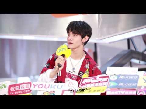 170716 KIM SAMUEL (김사무엘) - INTERVIEW APM KIM SAMUEL簽唱會 IN HONGKONG 직캠