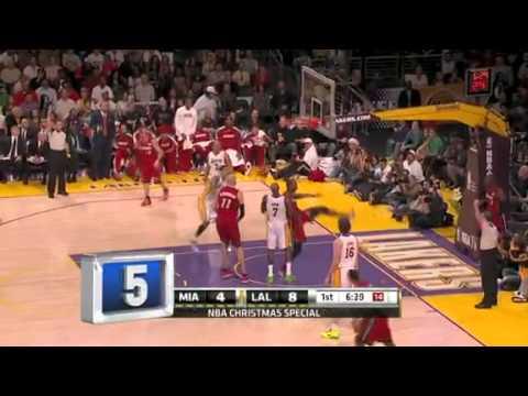 Miami Heat 2010-11 season top 10 highlights NBA Draft 2011-12