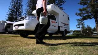 Apollo Adventure Camper - Camper Australien