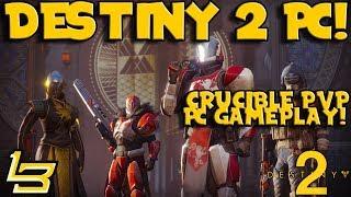 [PC] Destiny 2 PvP! Crucible Gameplay!