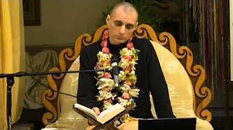 Шримад Бхагаватам 4.12.25 - Шри Гаурахари прабху