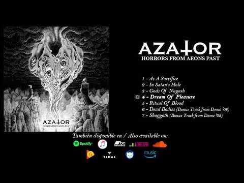 Azator - Horrors From Aeons Past (Full EP Stream) Mp3