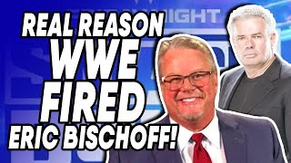 WWE FIRE Eric Bischoff! MAJOR WWE Changes Backstage! | WrestleTalk News Oct. 2019