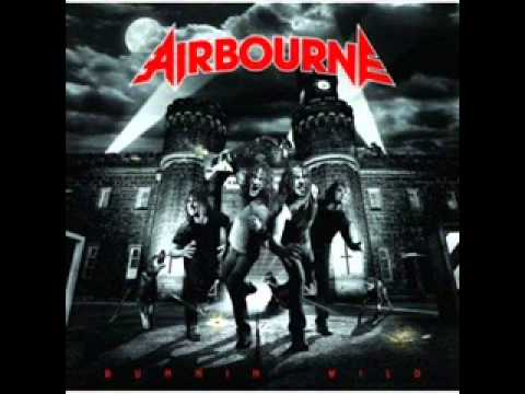 Airbourne-Stand Up For Rock N' Roll